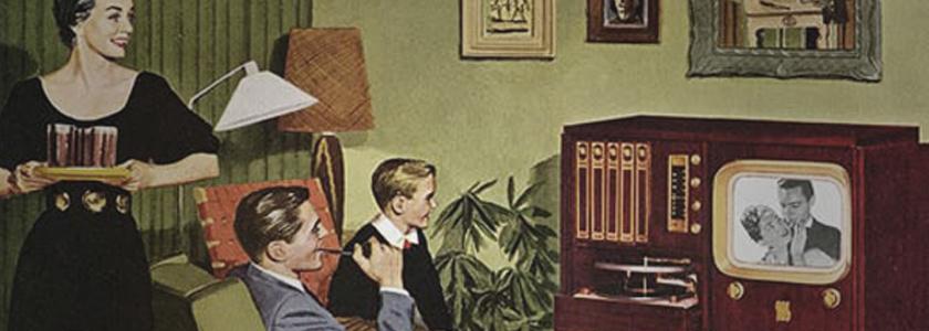 A revolução das telas, dos meios e do seu consumo.